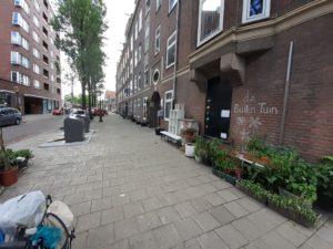 de Buitentuin Baarsstraat