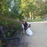 CleanUp Day Vondelpark