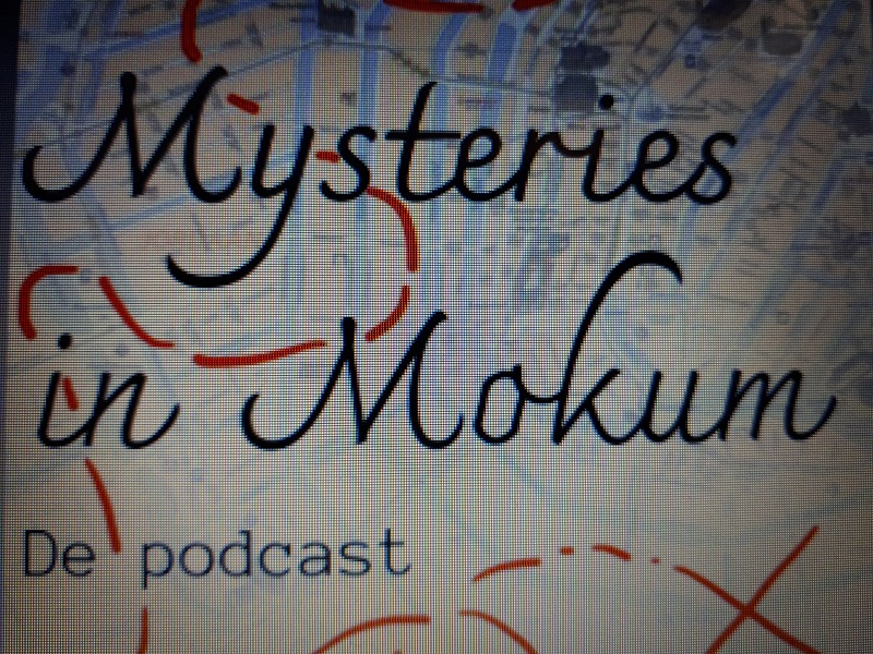 Podcast Mysteries van Mokum